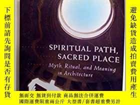二手書博民逛書店Spiritual罕見Path, Sacred PlaceY364682 Thomas Barrie Sham
