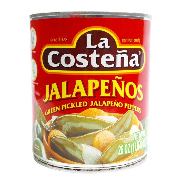 墨西哥【La Costena】整枝辣椒 737g