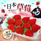 【屏聚美食】季節限定-日本空運夢幻草莓1箱(500g±10%/箱)_第2件以上每件↘1327元