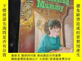 二手書博民逛書店英文原版罕見The Missing MummyY12498 Ro
