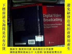 二手書博民逛書店DIGITAL罕見VIDEO BROADCASTING 數字視頻廣播 41Y203004