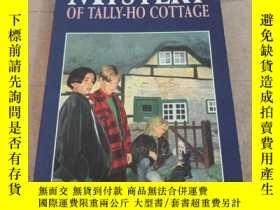 二手書博民逛書店The罕見mystery of tally-ho cottage 塔利浩小屋之謎Y283241
