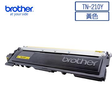 brother 原廠雷射碳粉匣 (TN-210Y)