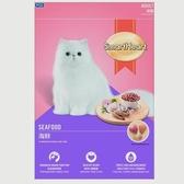 慧心貓糧海鮮口味1.2KG【愛買】