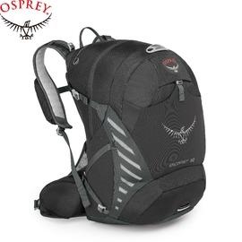 【OSPREY 美國 ESCAPIST 32L 專業單車背包 黑】ESCAPIST32/自助旅行背包/露營/隨身行李背包★滿額送