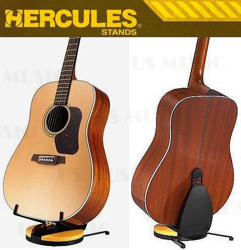 【非凡樂器】『海克力斯 HERCULES istand GS601B』飛碟型電吉他架 方便攜帶可收納於大多數的吉他前袋