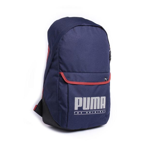 PUMA THE ORIGINAL後背包 藍紅 075002-02 鞋全家福