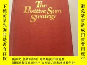 二手書博民逛書店The罕見Positive Sum Strategy: Harn
