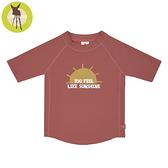 【新品上市】德國Lassig-嬰幼兒抗UV短袖泳裝上衣-夏日豔陽