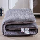 加厚床墊1.8m床褥子1.5x2.0可折疊雙人榻榻米墊子2米防潮1.2m睡墊