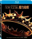 【停看聽音響唱片】【BD】冰與火之歌:權力遊戲第二季