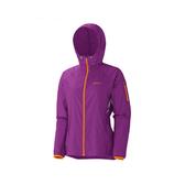 [Marmot] Trail Wind (女) 輕薄防潑水風衣 苺紅 (M56500-6080)