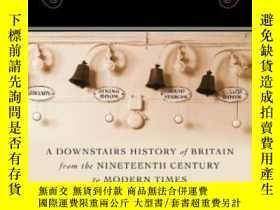 二手書博民逛書店Servants:罕見A Downstairs History