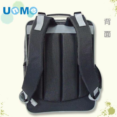 【UnMe】雙層多功能後背書包 蘋果紅3088-R (OS小舖)