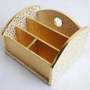 皮遙控器收納盒