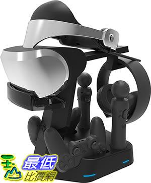 [106美國直購] Collective Minds PSVR Showcase Rapid AC PS4 VR Charge & Display Stand - PlayStation 4