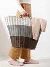 編織臟衣籃子家用洗衣收納筐洗衣桶放臟衣服的收納桶臟衣簍 【母親節禮物】