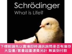 二手書博民逛書店What罕見is Life?: With Mind and Matter and Autobiographical