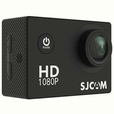 SJCAM SJ4000 2吋 +金士頓32g記憶卡,贈安全帽弧形底座[運動攝影機、行車記錄器、1080P 30fps、山狗]