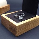 戒指 925純銀鑲鑽-氣質耀眼生日情人節禮物女開口戒73ic78【時尚巴黎】