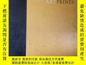 二手書博民逛書店CANADTAN罕見ART PRINTS(加拿大藝術打印)Y15