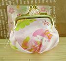 【震撼精品百貨】Hello Kitty 凱蒂貓-凱蒂貓零錢包-淡粉珠扣造型