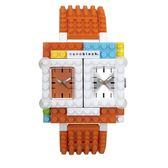 【nanoblock樂高】/樂高積木錶(男錶 女錶 手錶 Watch)/TVL-03/台灣總代理原廠公司貨一年保固