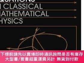 二手書博民逛書店Partial罕見Differential Equations In Classical Mathematical