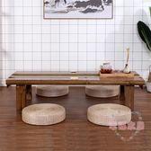 茶幾  日式茶几榻榻米桌子矮桌禪意實木炕幾功夫茶桌長條地桌陽台小茶几