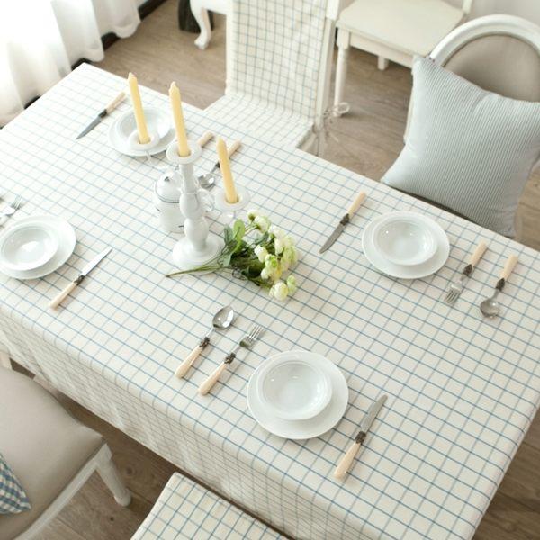 時尚可愛空間餐桌布 茶几布 隔熱墊 鍋墊 杯墊 餐桌巾 640 (90*145cm)