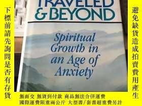 二手書博民逛書店美國原版心理分析書:The罕見Roadless Traveled