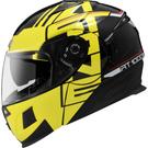 【東門城】ASTONE RT1000 AB9(黑黃) 可掀式安全帽 雙鏡片