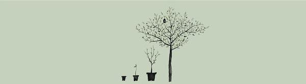 Star 陶藝系列 -「葉之年華」陶瓷手鏈-C14