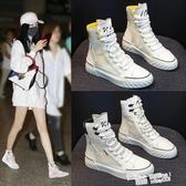 馬丁靴女鞋2020新款靴子夏季薄款百搭短靴夏天透氣網紗春秋季高筒 聖誕鉅惠