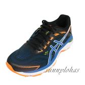 ASICS 亞瑟士(男)GT-2000 7 慢跑鞋 支撐運動鞋1011A713-001 [陽光樂活](A6)