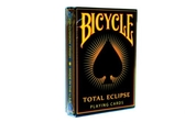 【USPCC 撲克】Bicycle TOTAL Eclipse PLAYING CARDS 腳踏車全日蝕撲克牌