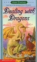 二手書博民逛書店 《Dealing with Dragons》 R2Y ISBN:0590457225│Scholastic Paperbacks