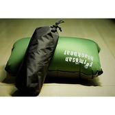 [好也戶外] 台灣黑熊的自動充氣枕頭