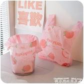 垃圾桶透明垃圾桶可愛家用ins風臥室桌面大容量創意宿舍少女心客廳收納 迷你屋