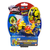 《 CARBOT 》衝鋒戰士 恐龍奇兵 鋼鐵甲龍   / JOYBUS玩具百貨