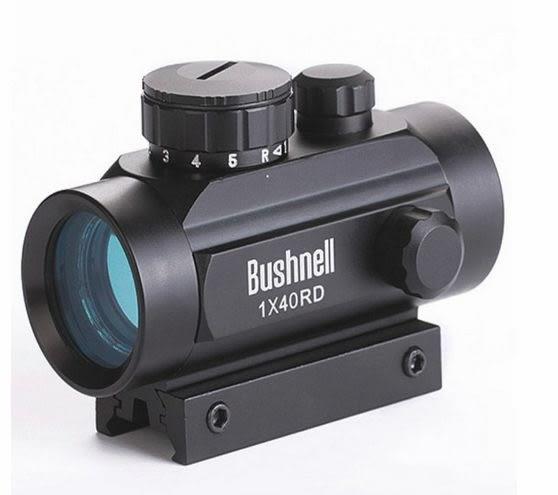 【聖影數位】Bushnell RED DOT 紅外線對焦器瞄準器 1x40RD 輔助對焦 瞄準鏡 快速尋鳥鏡 打鳥 需預訂
