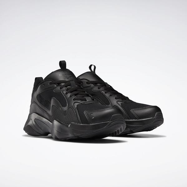 Reebok Royal Turbo Impulse [GW3265] 男女 休閒鞋 老爹鞋 經典 復古 舒適 穿搭 黑