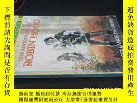 二手書博民逛書店THE罕見ADVENTURES OF ROBIN HOOD591