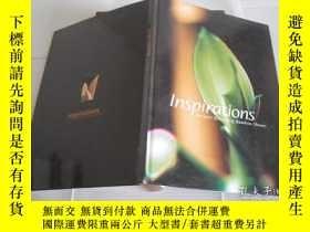 二手書博民逛書店lnspirations罕見Recipes featuring