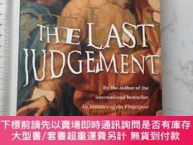 二手書博民逛書店The罕見Last JudgementY385290 Iain Pears HarperCollinsPubl