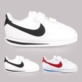 NIKE CORTEZ BASIC SL (TDV) 男女童復古休閒鞋 (免運 阿甘鞋≡排汗專家≡