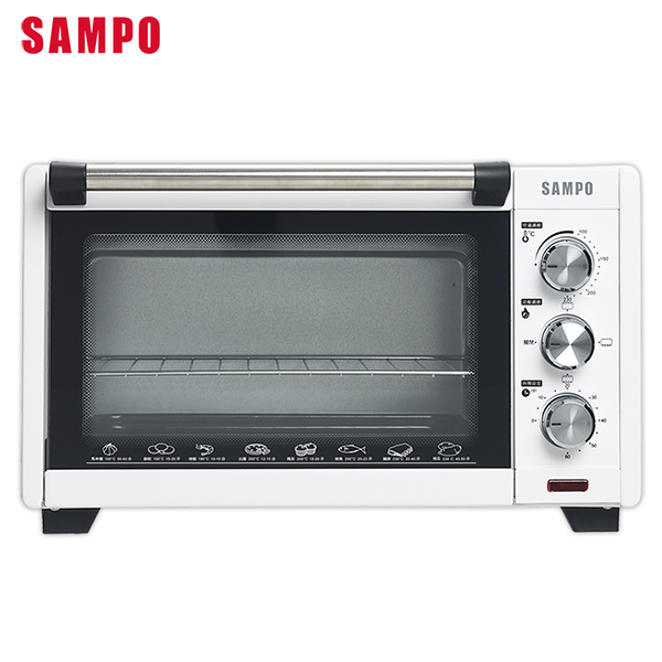 SAMPO聲寶 - 20公升電烤箱 KZ-XD20