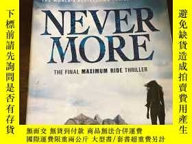 二手書博民逛書店Never罕見more The final maximum ride thrillerY429456 Jam