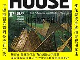 二手書博民逛書店【罕見】2009年出版 Self Fab House: 2nd