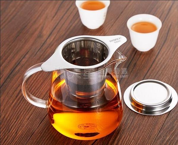 漏網不銹鋼茶漏神器茶濾 茶葉過濾器杯茶泡茶 濾茶配件茶具隔濾網 滿天星